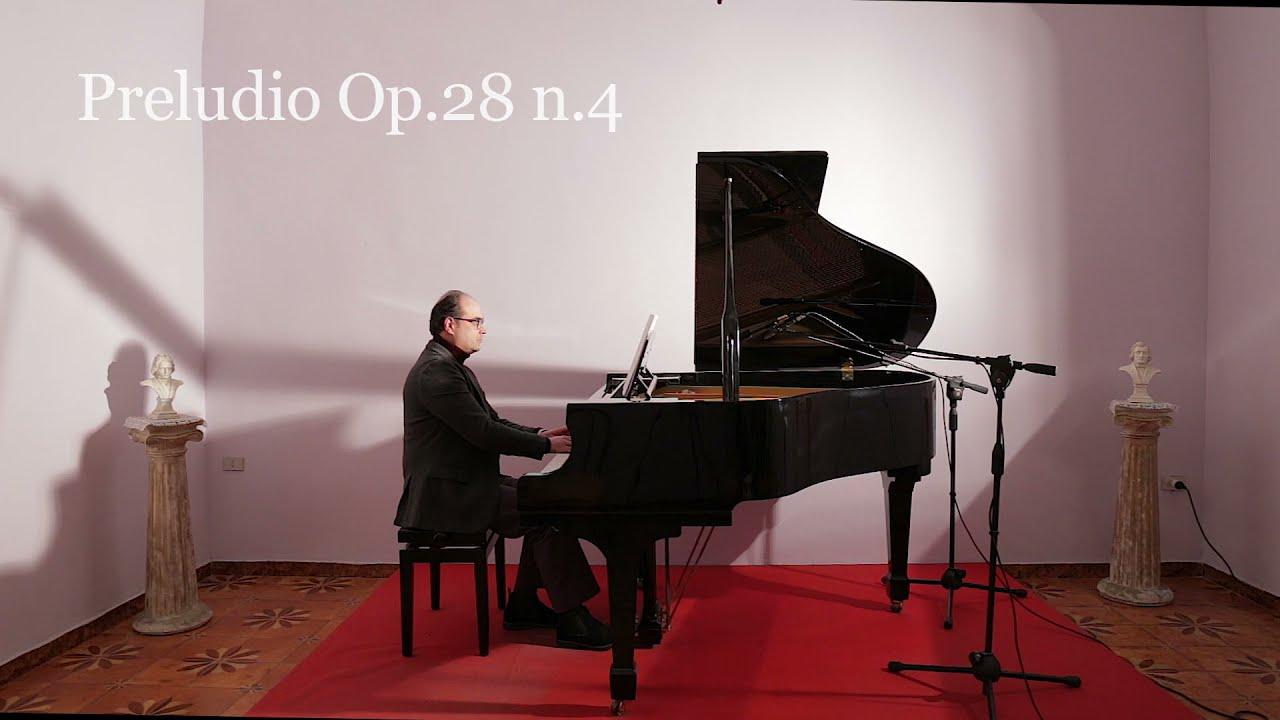 Chopin: Preludio Op. 28 n. 4 - Roberto Fasciano Pianoforte