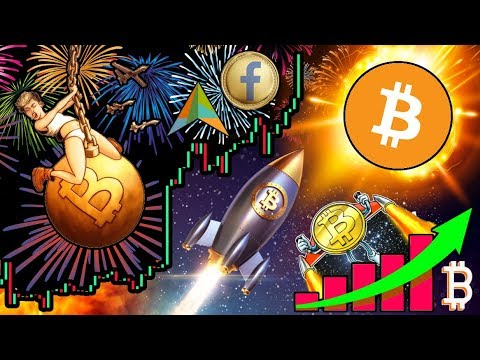 Bitcoin SMASHES New 2019 All Time High! Institutional FOMO is REAL! Facebook Coin