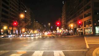 Downtown Washington, D.C. Night Tour