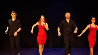 Bachata Team Evolution DC Odessa 8 отчётный концерт Evolution Dance Centre