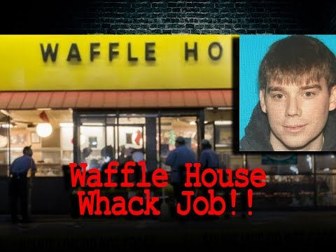 The Waffle House Whack Job - Travis Reinking