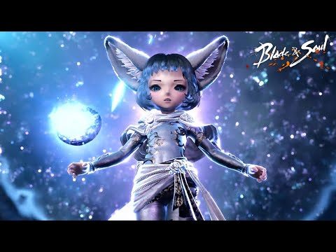 Blade And Soul KR - 13th Class CG Trailer Astromancer - Big Update 2020