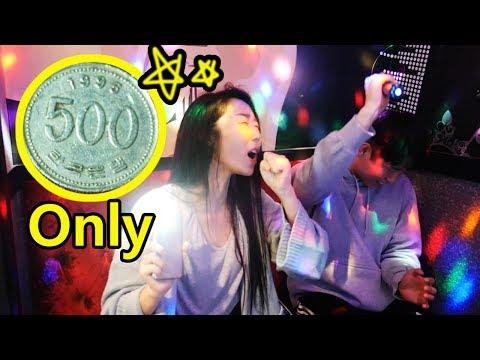 Rp5,000 aja! COIN KARAOKE KOREA
