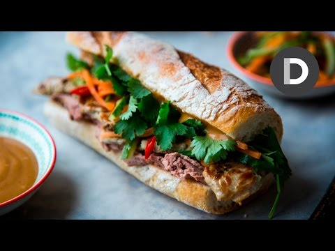 Make How to make... Banh Mi Sandwich! Pictures