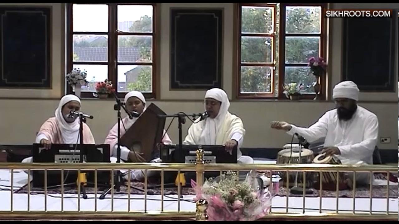 Bibi Ashupreet Kaur (Jalandhar) - Nanaksar Thath, Wolverhampton - August 2007