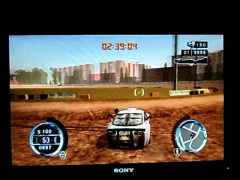 Cheats of driver parallel lines ps2
