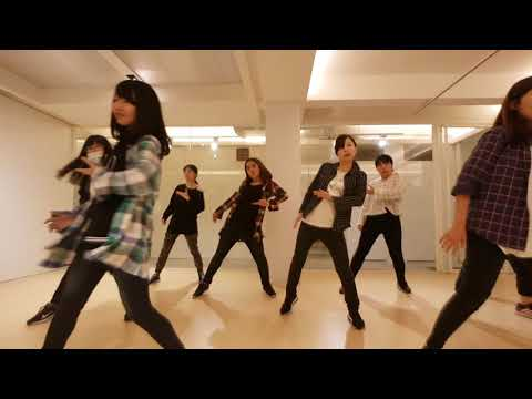 BTS DNA full dance cover class by Dash|Jimmy Dance Studio