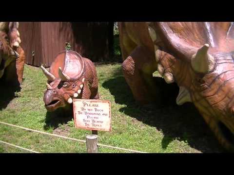 Torosaurus at Dinosaur World FL