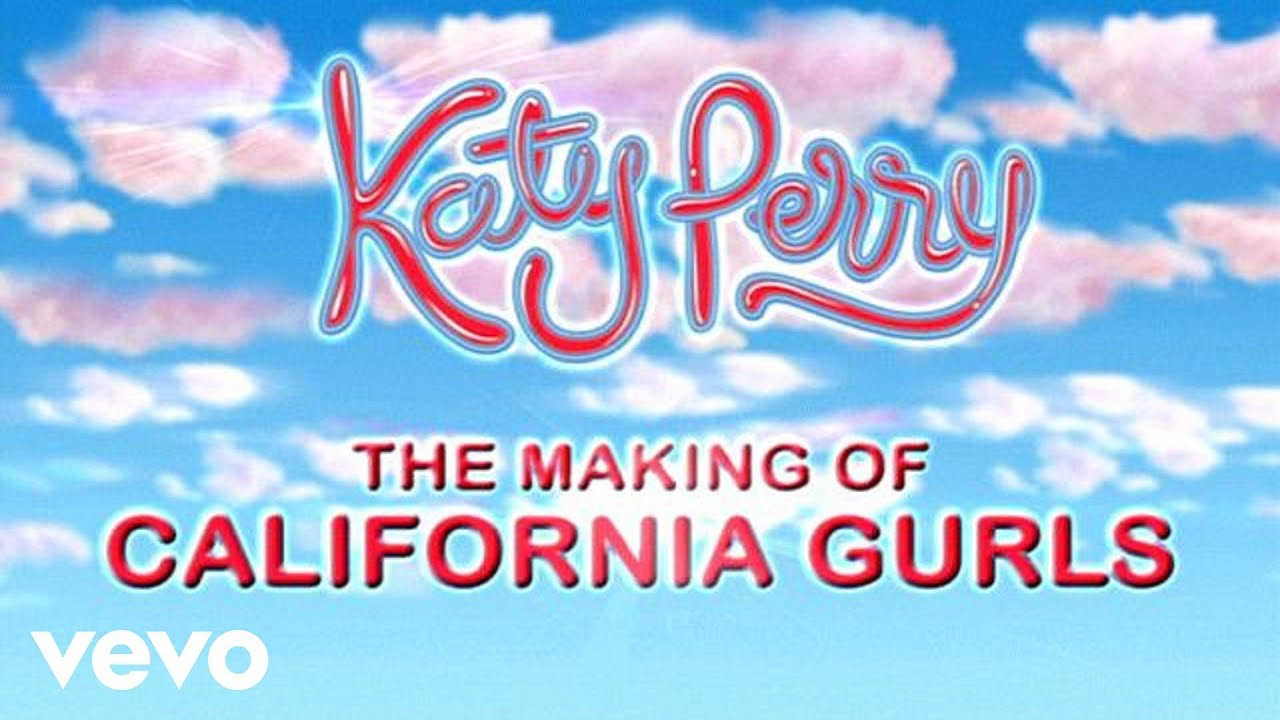 """Download Katy Perry - Making of """"California Gurls"""" Music Video"""