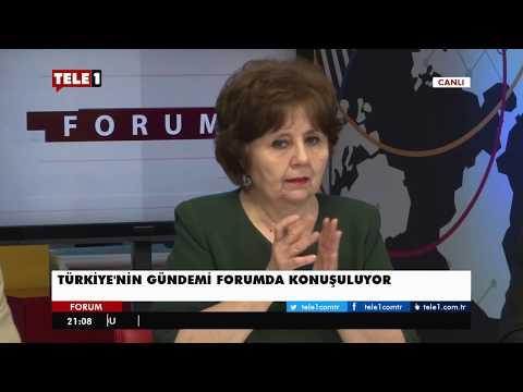 Forum - Ayşenur Arslan (19 Nisan 2017) | Tele1 TV