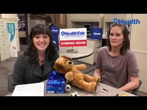 Health Happens: Phlebotomist Volunteers!