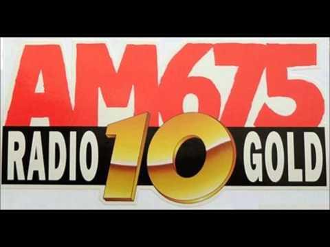Dave Donkervoort met Hits in de Spits (Radio 10 Gold)