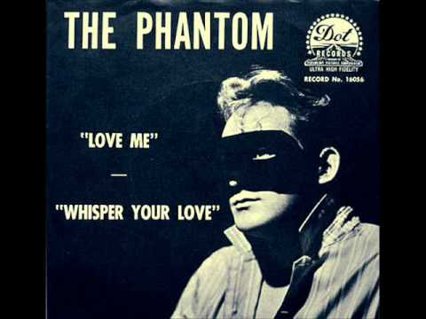 THE PHANTOM love me 1958 mp3