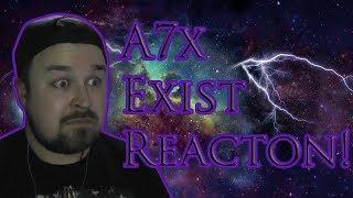 Avenged Sevenfold - Exist REACTION