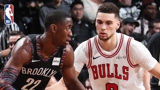 Bulls vs Nets   Full Game Recap: Caris LeVert Returns For Brooklyn