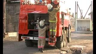 Соревнования по пожарной безопасности с МЧС 01 11 3