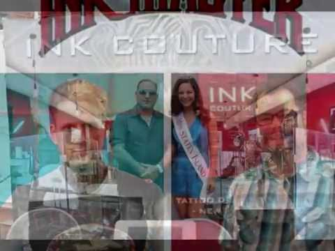 Ink Couture N Y C   A Donnie Tranchina Video Rock Show Magazine