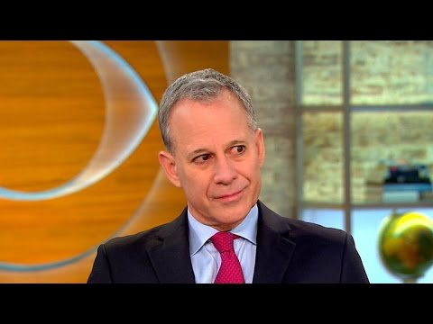 New York attorney general on Trump foundation investigation