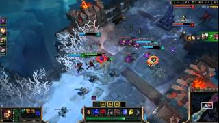 LOL ARAM Gameplay 012