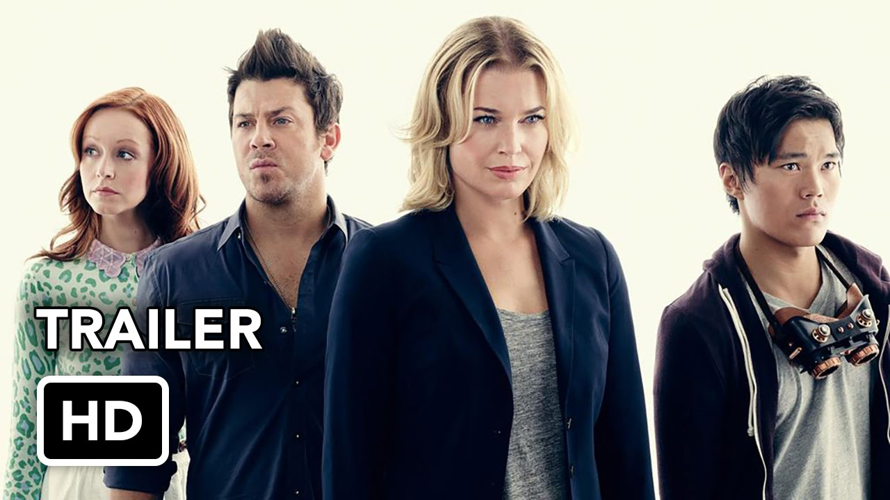 The Librarians Trailer | TNT series (HD)