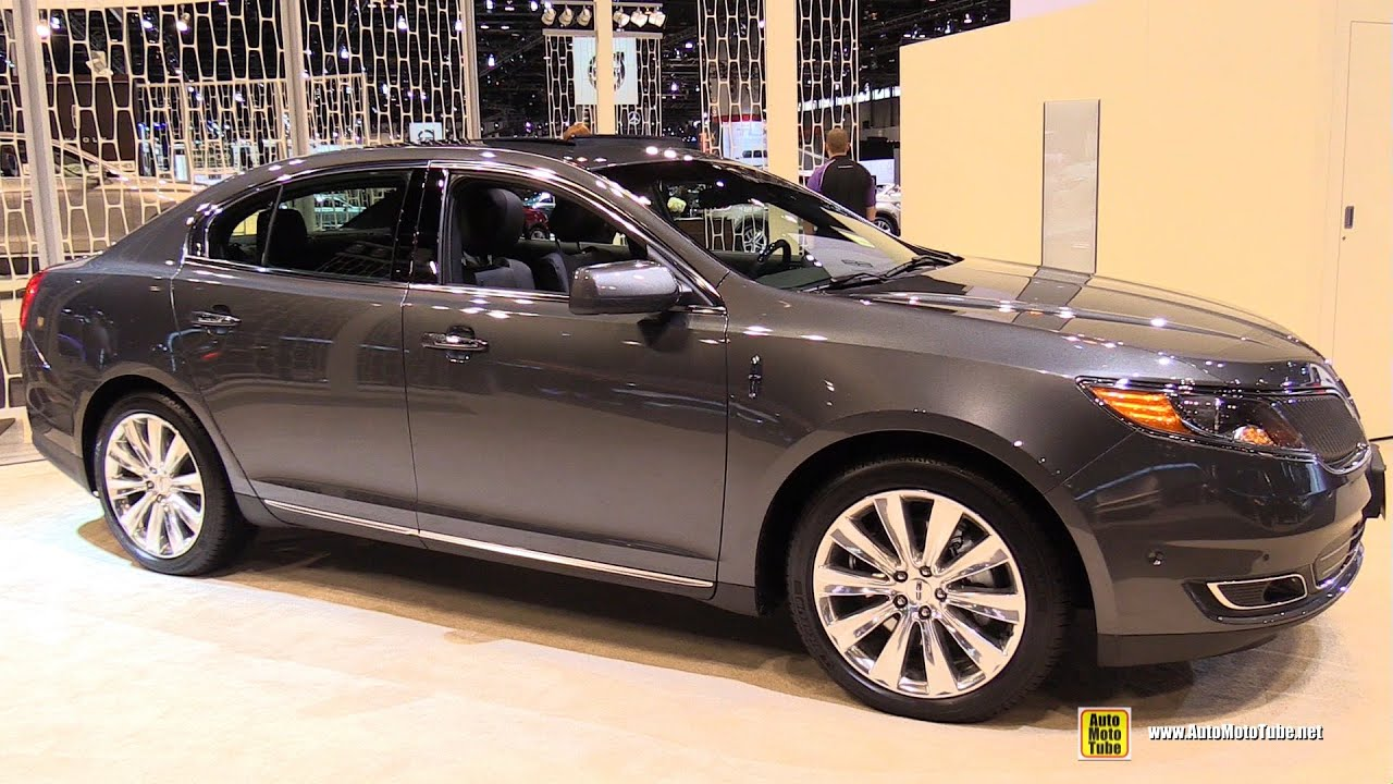2015 lincoln mks awd exterior and interior walkaround 2015 chicago auto show youtube. Black Bedroom Furniture Sets. Home Design Ideas