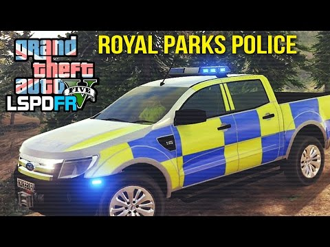 GTA 5 LSPDFR - The British Way #19 - Wilderness Callouts!