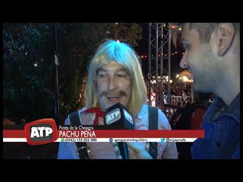 Pachu Peña: Me gusta que se mantenga la pasión por la cerveza
