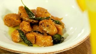 Sweet Potato Gnocchi - Gluten Free with Alex T