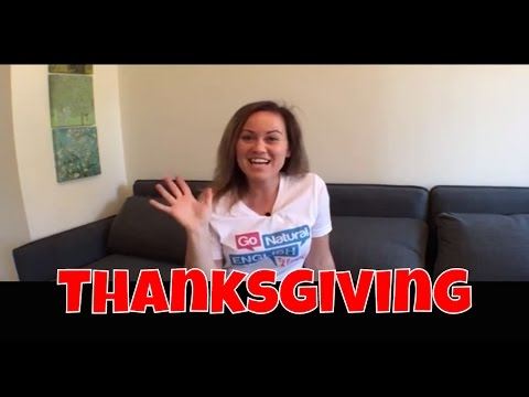 5 English Phrases for Your Best American Thanksgiving Ever