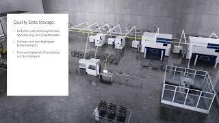 TRUMPF Services: Qualitätsdatenspeicherung