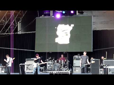 65 Days Of Static 'Retreat! Retreat' HD @ Y Not Festival, Pikehall, Derbyshire, 03.08.2013.