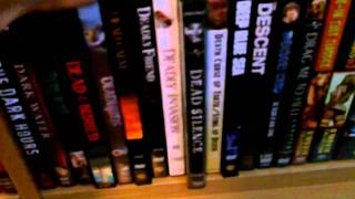My Horror Collection Revisited - Part 1