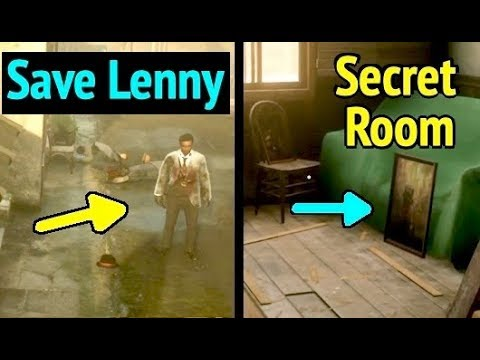 Saving Lenny and Access Hideout Room in Red Dead Redemption 2 (RDR2): Lenny Lives, Success thumbnail