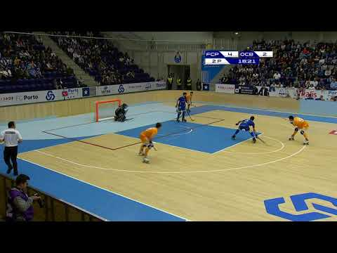 Hóquei em Patins: FC Porto-Óquei de Barcelos, 7-4 (Campeonato Nacioanl, 21.ªj, 21/04/18