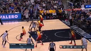 Spurs' LaMarcus Aldridge Posts Career-High 45 Points vs. Jazz
