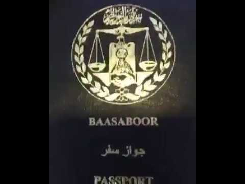 UAE Starts accepting Somaliland Passport, The first person travels today
