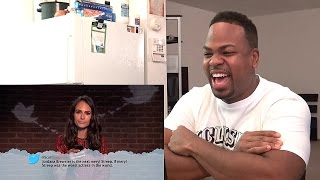 Celebrities Read Mean Tweets #9 REACTION!!!