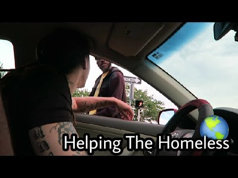 HELPING THE HOMELESS!! (DAILY VLOG) YICReacts