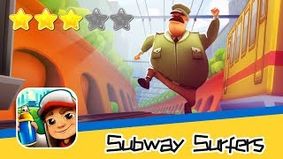 Subway Surfers Chicago Day5 Walkthrough City of the Big Shoulders Recommend index three stars
