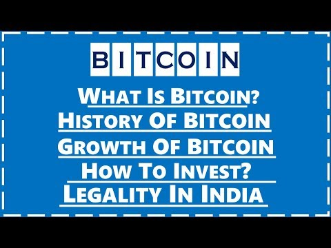 PPT On BITCOINS - Meaning | History | Growth | Legality In India | How To Invest Using Zebpay | Ppt