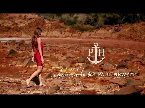 Larisa Costea for Paul Hewitt in Andalusia