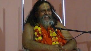 swami shrihariprasad krishna and conciousness bangalore talk 3 151213