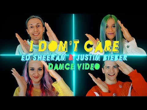 Ed Sheeran & Justin Bieber - I Don&39;t Care Dance  Patman Crew Choreography