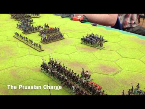 Battle of Lutzen : The Prussian Charge