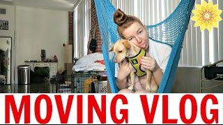 I CAN'T DO THIS ALONE | MOVING VLOG #7