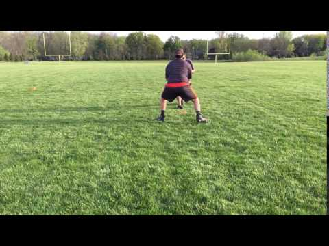 Dylan Gandy Trench Game Workout 3