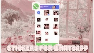 ♥︎ # Crea stickers soft para WhatsApp (tutorial) screenshot 1