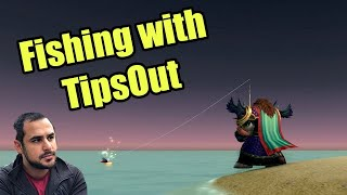 Fishing with Crendor Ep 46: Tips Out