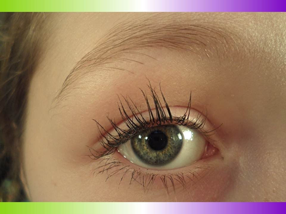 How To Make Your Lashes To Appear Longer With A Cotton