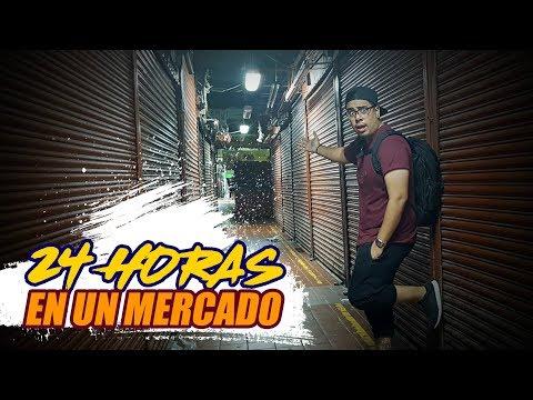 24 HORAS EN EL MERCADO DE SAN JUAN DE DIOS   GUATSI